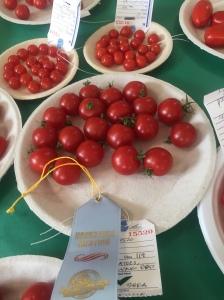 Awardwinning tomatoes