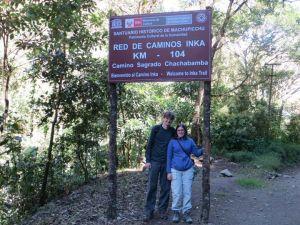 The Inca Trail!