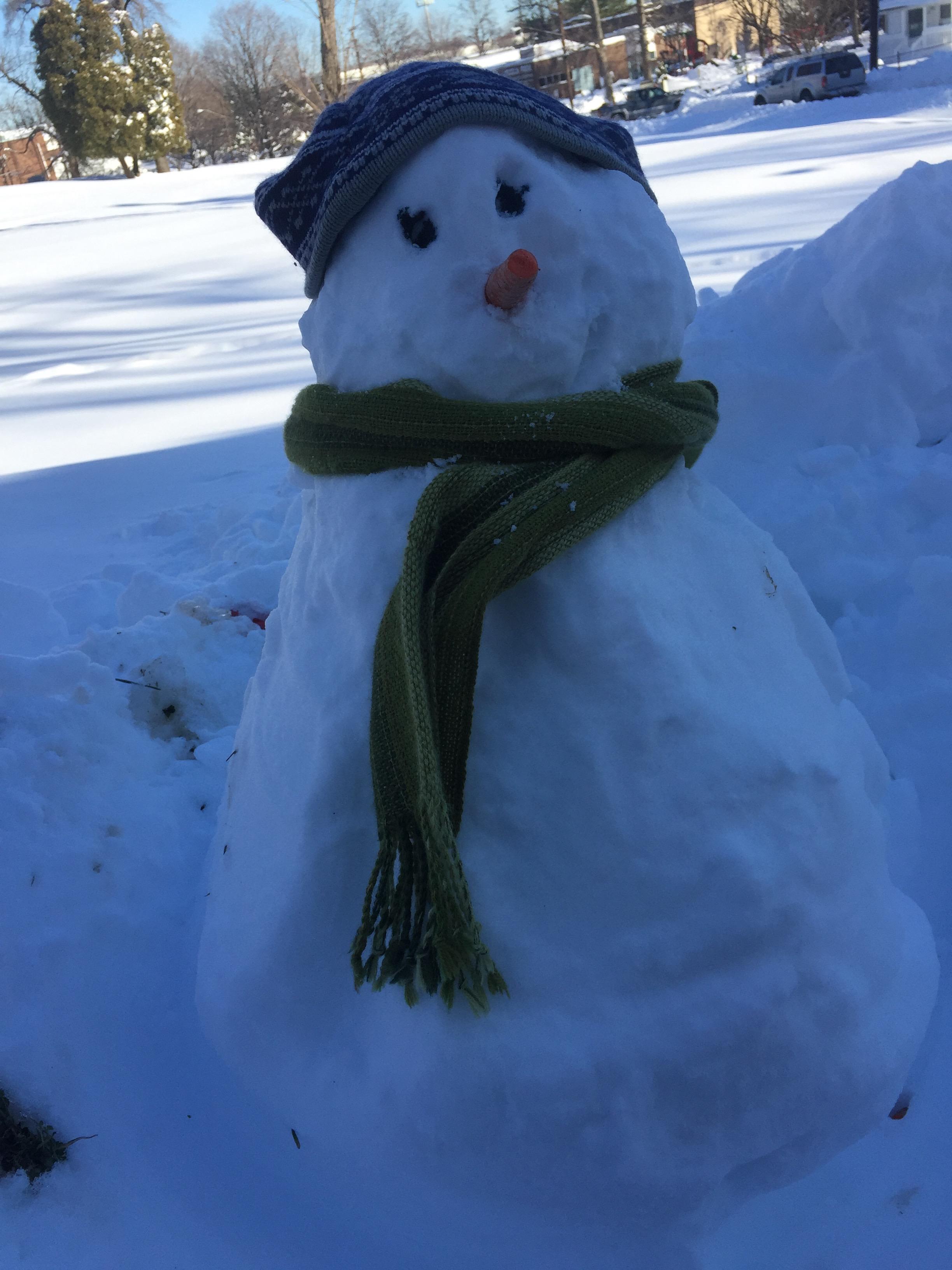 Better snowman