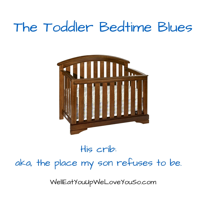 Toddler Bedtime Blues