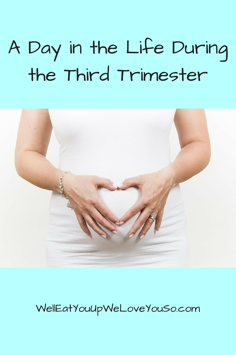 A Day in the Life During the Third Trimester