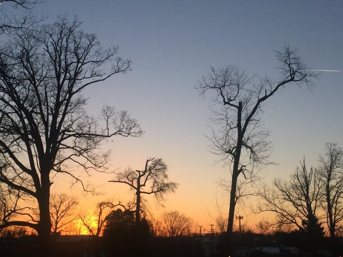 Sunrise March 17 2016