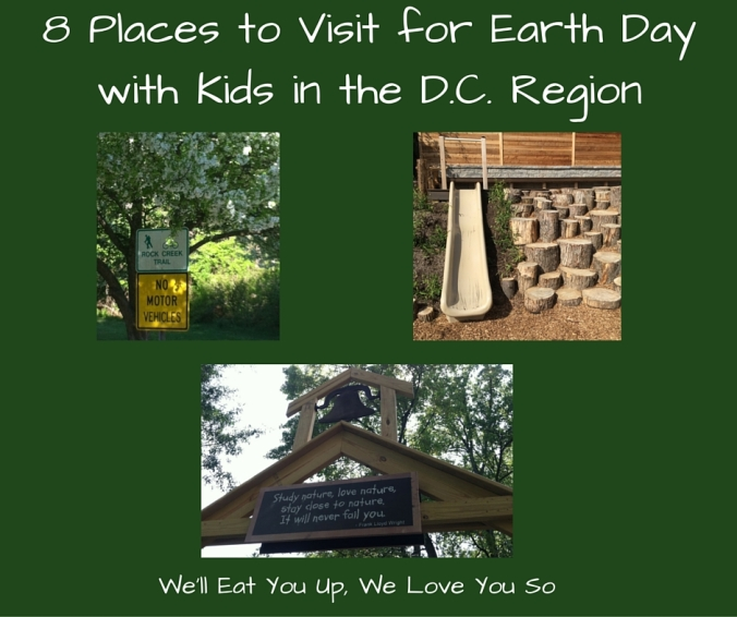 8 Places to Visit for Earth Day with Kids in the D.C. Area-2