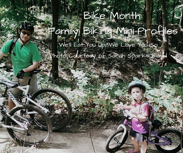Bike Month_Family Biking Mini-Profiles