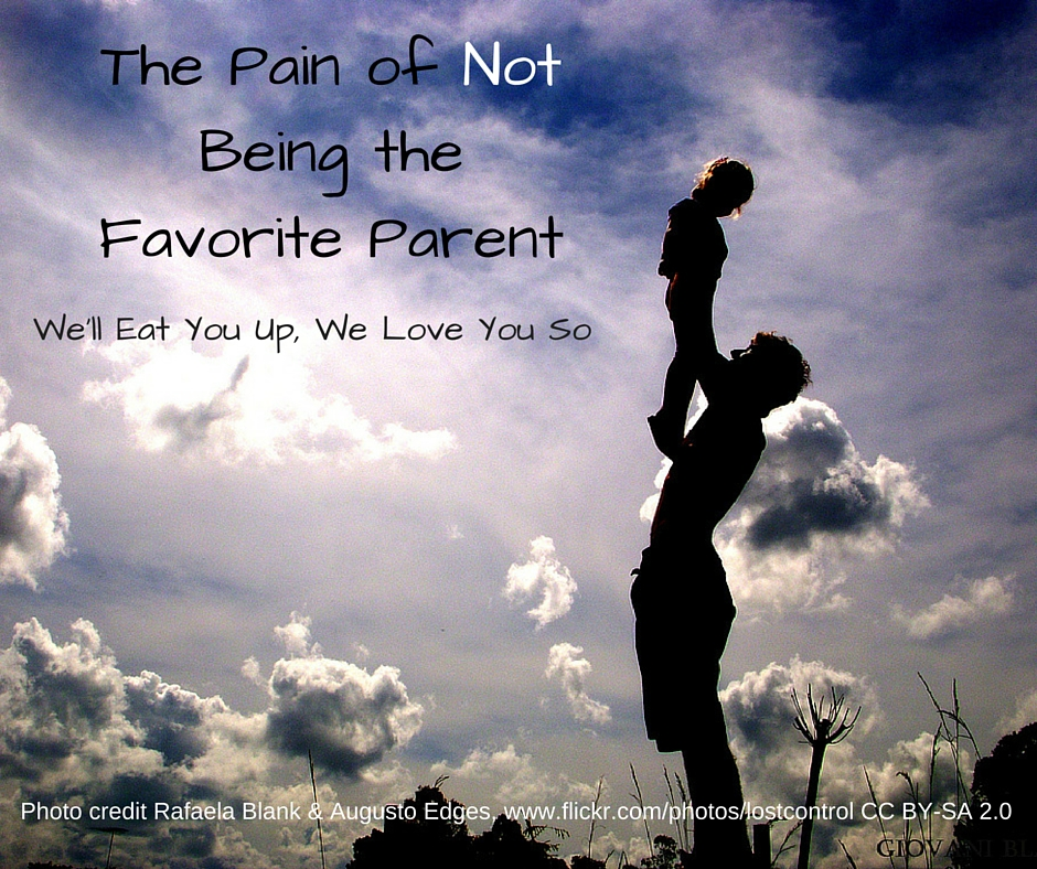 The Pain of Being the Less Favored Parent-2