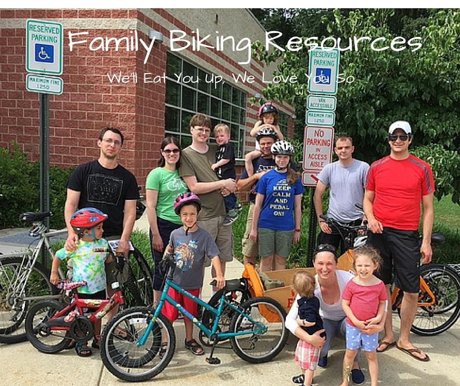 Family Biking Resources