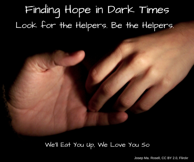 Finding Hope in Dark Times