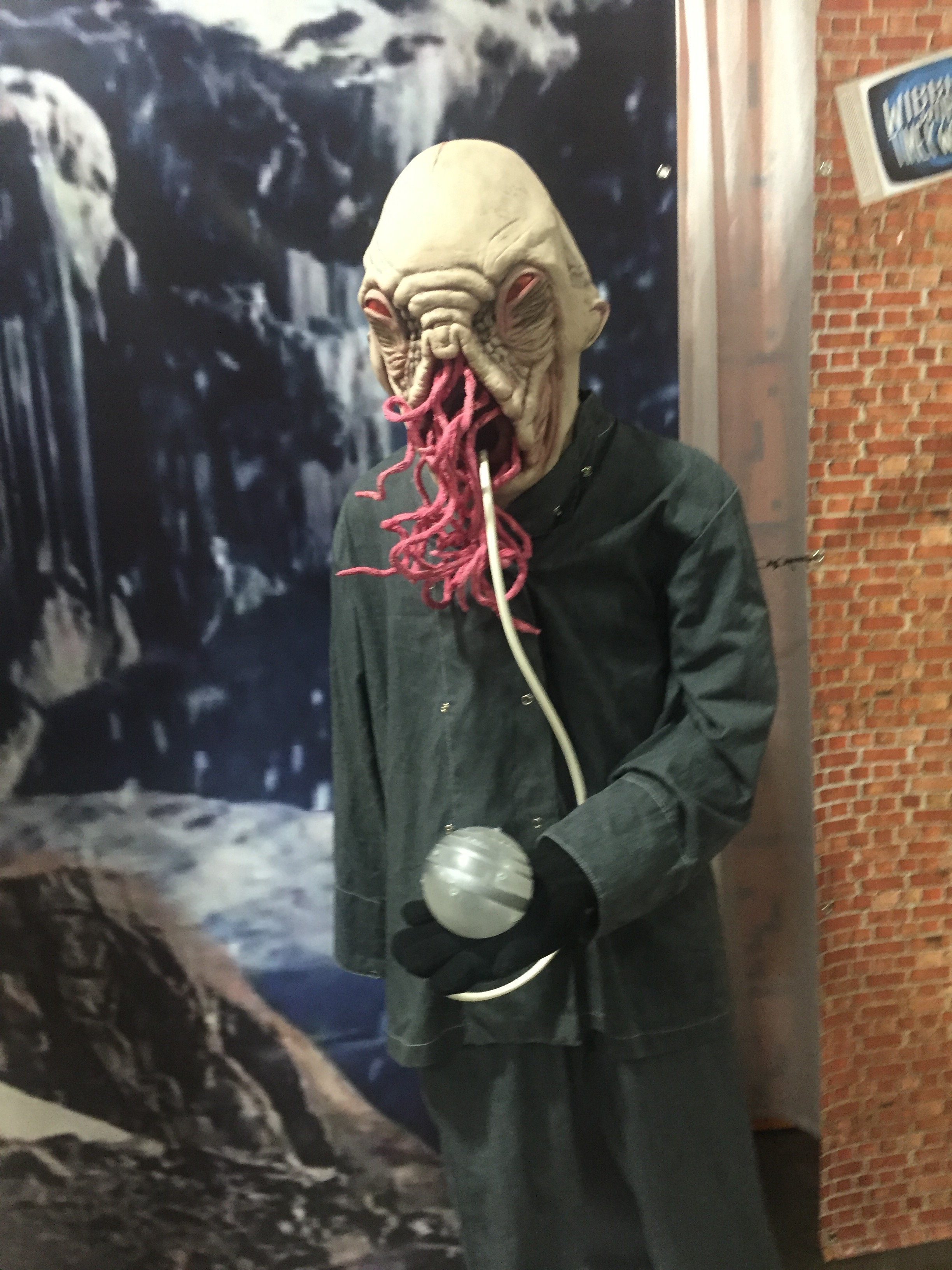 Ood at AwesomeCon