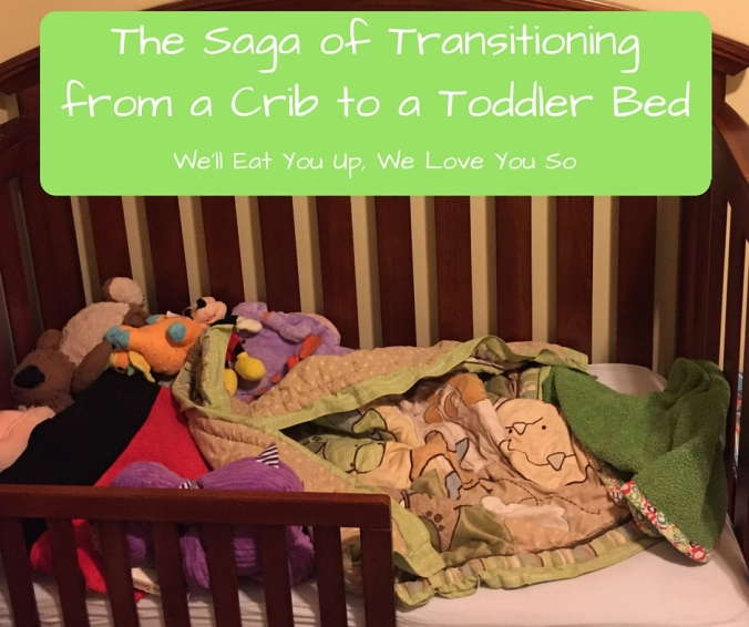 The Saga of Transitioning from a Crib to a Toddler Bed