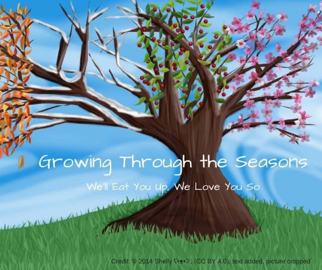 Growing Through the Seasons
