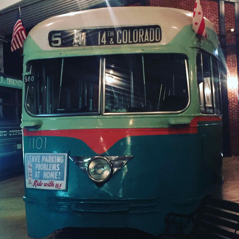 Instagram DC trolley