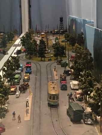 Model trolley